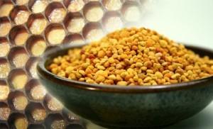 хранение перги в гранулах и сотах