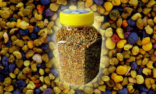 Как хранить пчелиную пыльцу