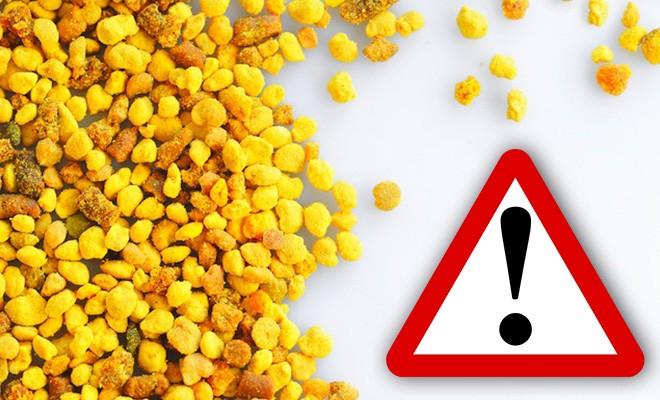 Применение пчелиной пыльцы