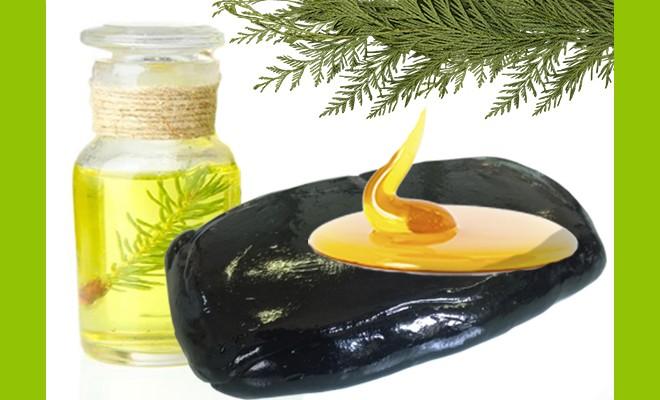 Мумие, пихтовое масло, мед - рецепт