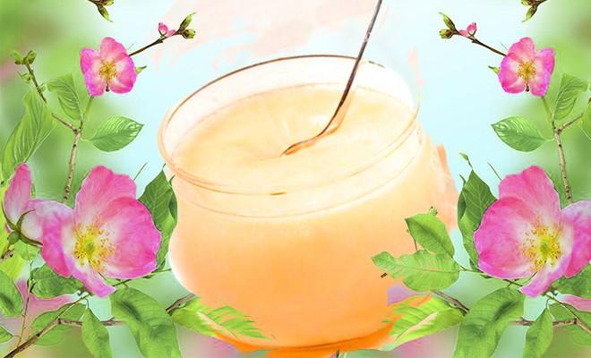 мед с маточным молочком и его полезные свойства