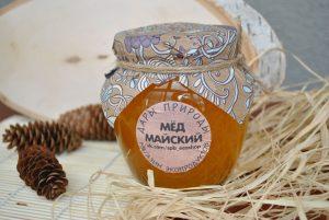 майский мед сахарится или нет