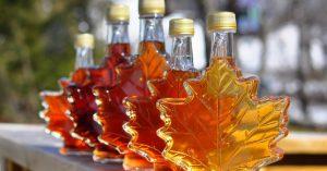 кленовый мед польза и вред