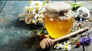 Состав меда разнотравье