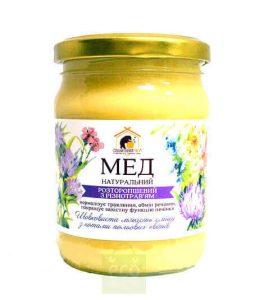 Мед из расторопши