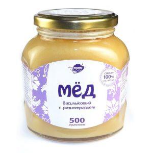 полезные свойства василькового меда