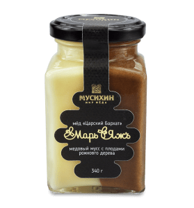 полезные свойства меда царский бархат