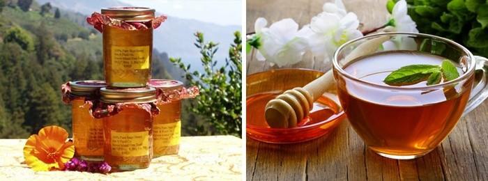Горный мед - полезные свойства