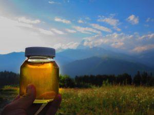 Горный мед алтайский