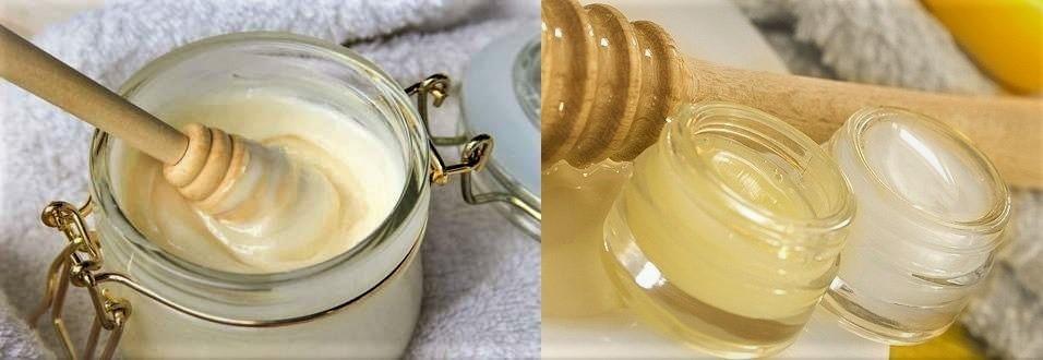 Рецепты красоты с маточным медом