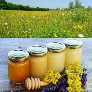 Горный мед разнотравье рецепты красоты