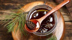 сосновый мед