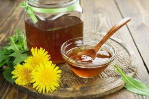Одуванчиковый мед польза