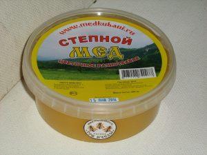 степной мед