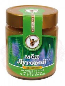 луговой мед полезные свойства и противопоказания