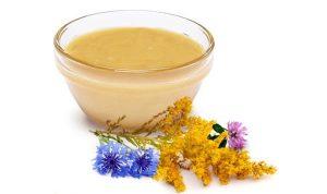 польза и вред василькового меда