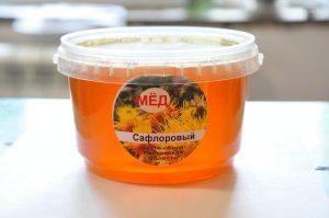 сафлоровый мед польза