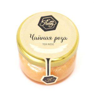 польза меда чайная роза