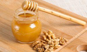 ореховая смесь с медом