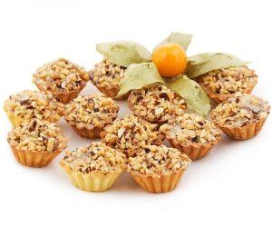 Печенье ореховое с медом север рецепт
