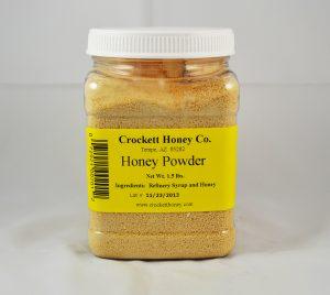 сухой мед польза