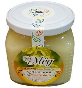 лечебные свойства донникового меда