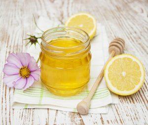 медовый лимон