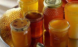 мед смешанный с водой