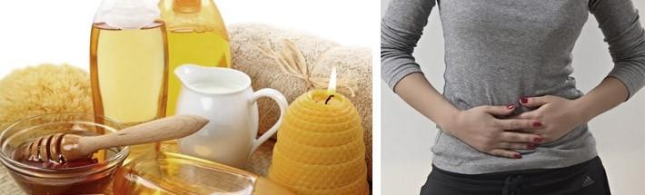 мед при гастрите с повышенной кислотностью
