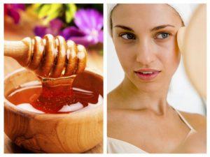 рецепты масок с медом для лица