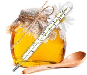 мед при температуре можно ли