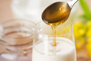мед при температуре можно