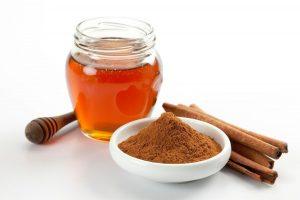 мёд и корица для похудения