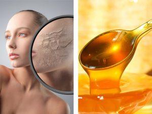 маска с медом для лица от морщин и синяков под глазами