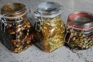 тыквенные семечки с медом от простатита рецепт