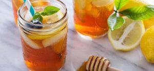 как приготовить воду с медом и лимоном