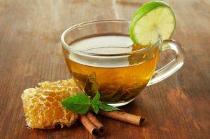 чай с медом полезные свойства