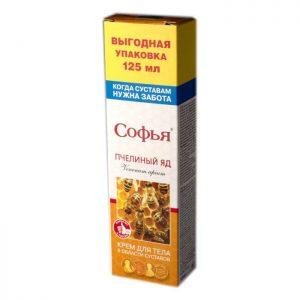 крем Софья с пчелиным ядом