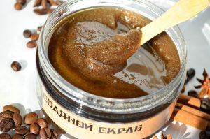 Мед и кофе от целлюлита