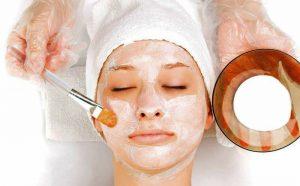 маска с медом для лица