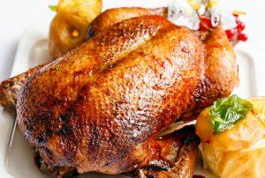 рецепт утки с медом в духовке