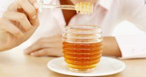 как лечить бельмо на глазу медом