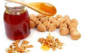 грецкий орех с медом рецепт