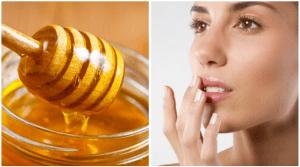 Мед для губ