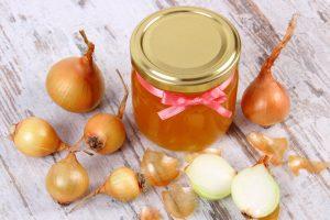 лук с медом от кашля польза