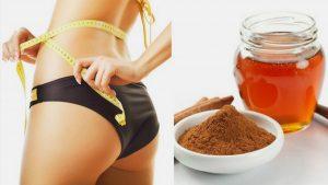 мёд и корица для похудения польза