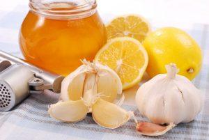 мед, лимон, чеснок, эффективность