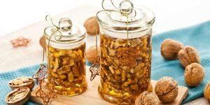 грецкий орех с медом рецепт для мужчин