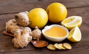 имбирь с лимоном и медом, рецепт здоровья