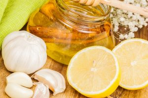мед, лимон, чеснок, рецепт